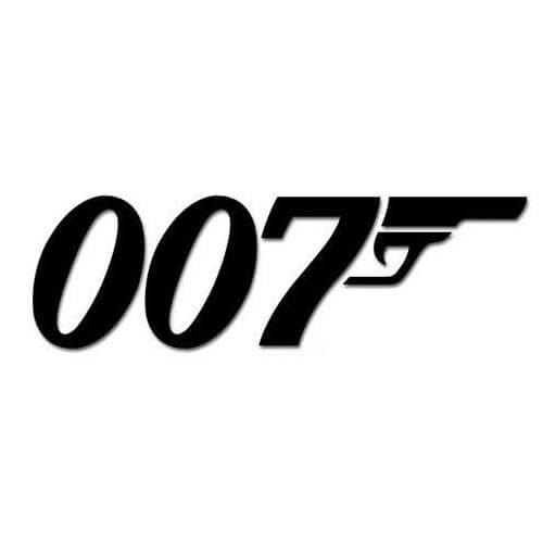 007 – The James Bond Font