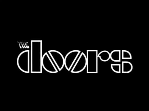 The Doors Font