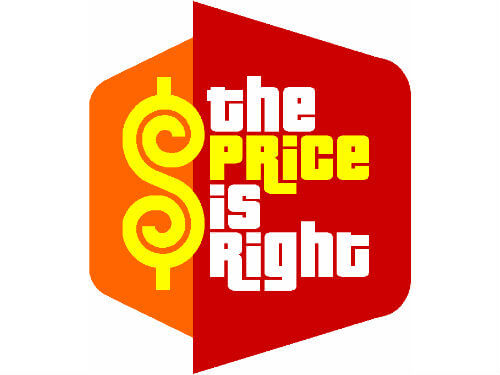 The Price is Right Font